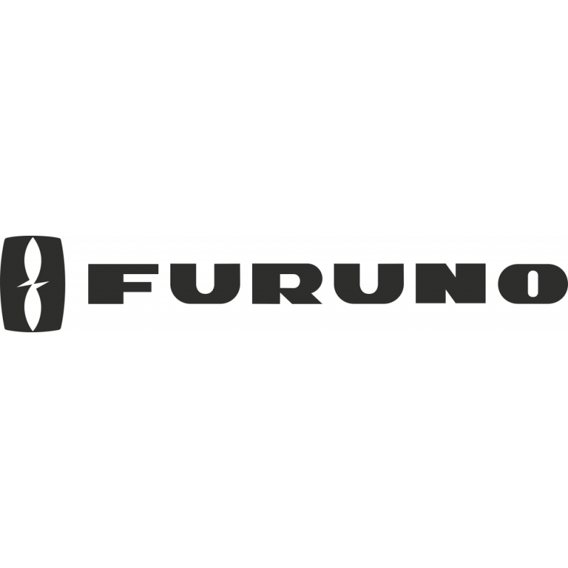 Sticker Furuno