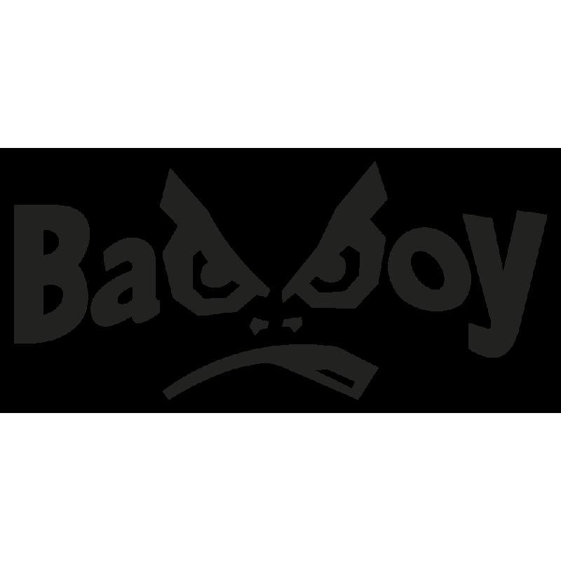 Sticker No Fear Bad Boy