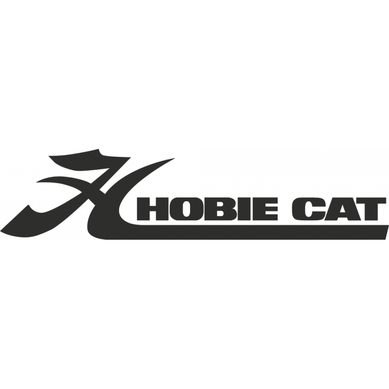 Sticker Hobie Cat