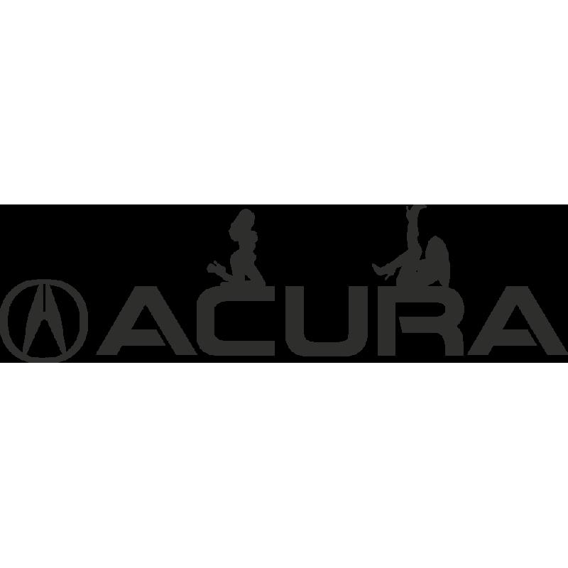 Sticker Sexy Logo Acura