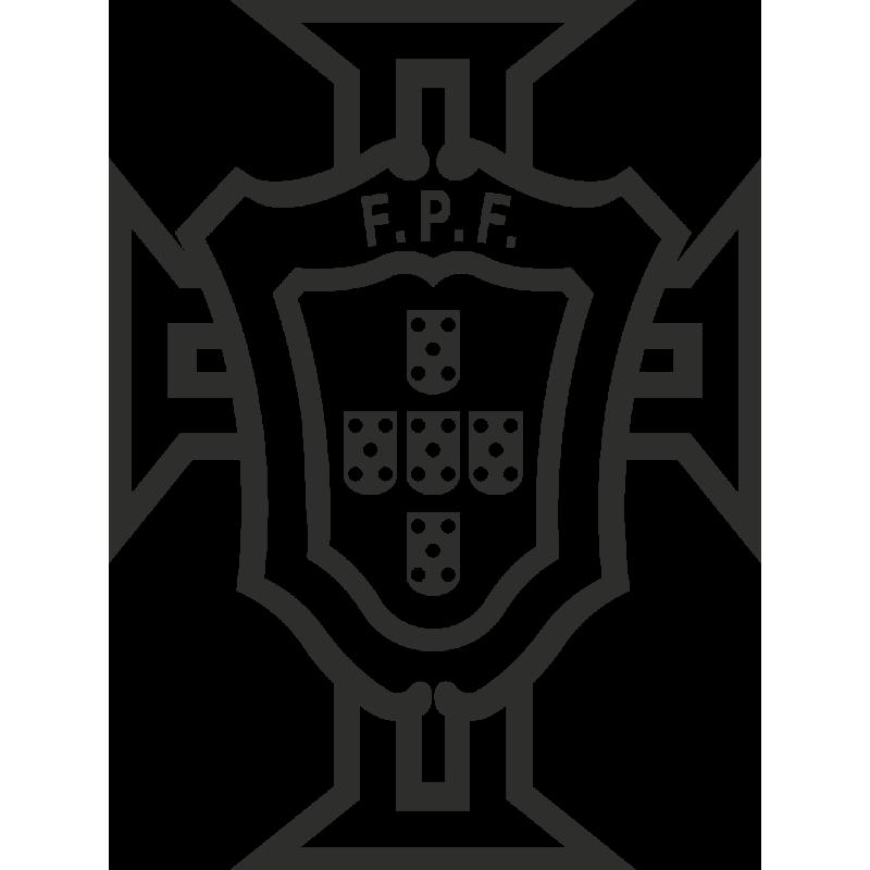 Sticker Fpf Portugal