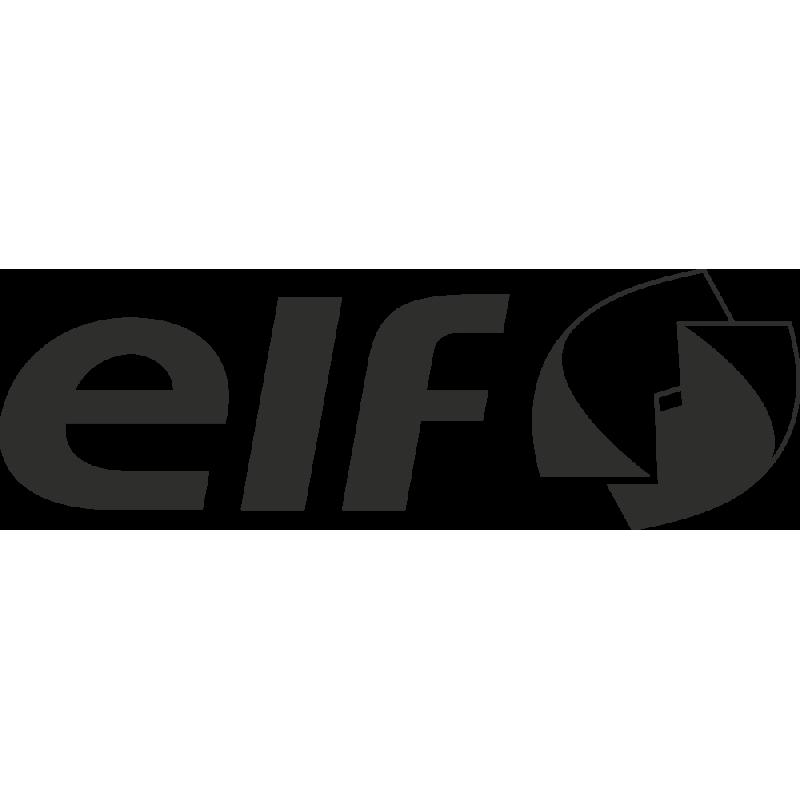 Sticker Elf Oil