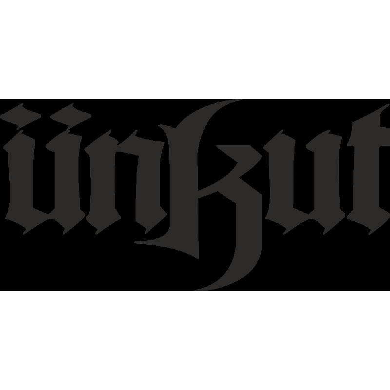 Sticker Unkut Logo