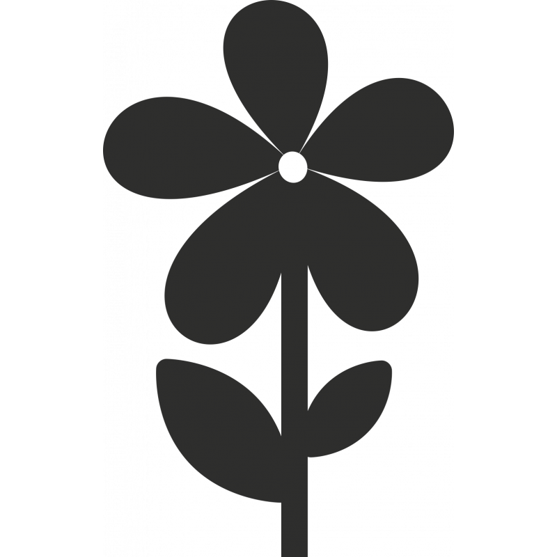 Sticker Marguerite
