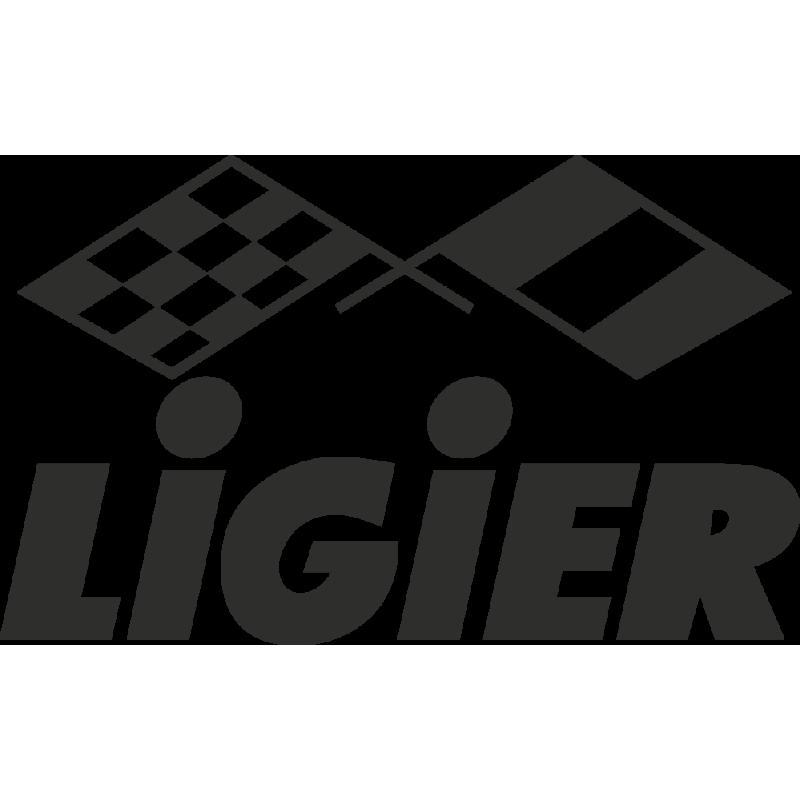 Sticker Sans Permis Ligier