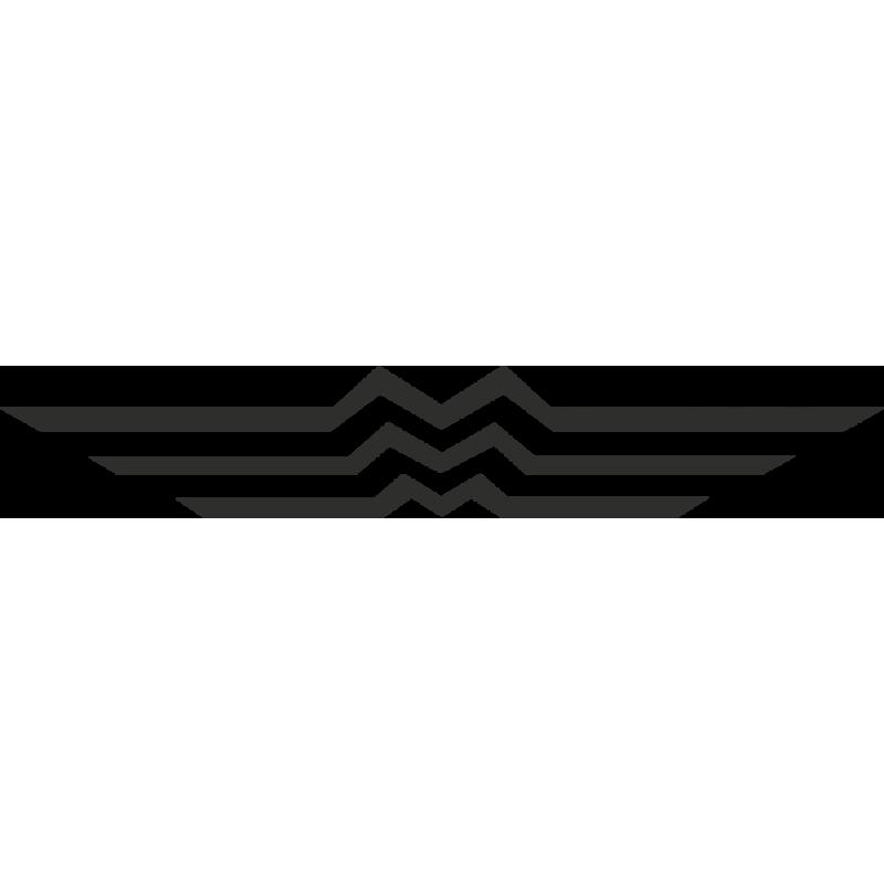 Sticker Logo Mazda 1936