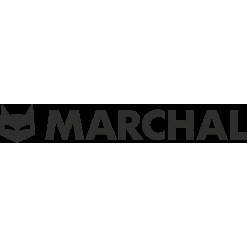 Sticker Logo Marchal