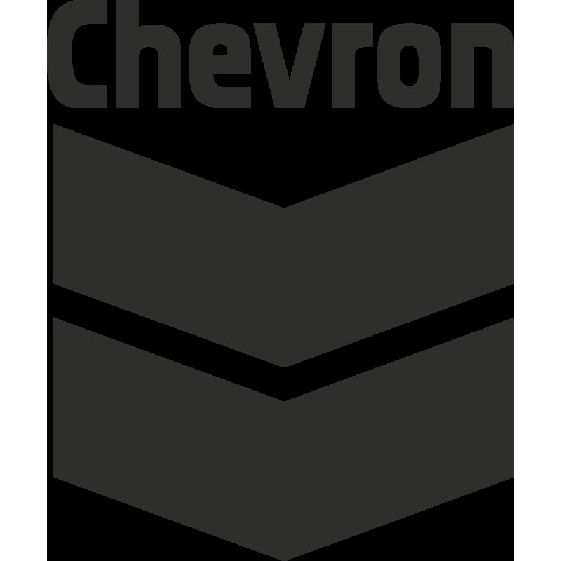 Sticker Logo Chevron