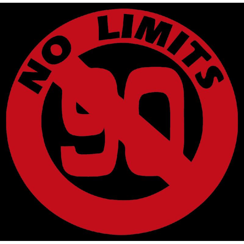 Sticker No Limite