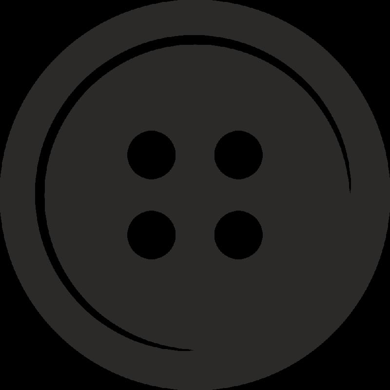Sticker Métier Couturier 1