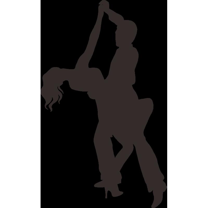 Sticker Métier Loisirs Danse 1