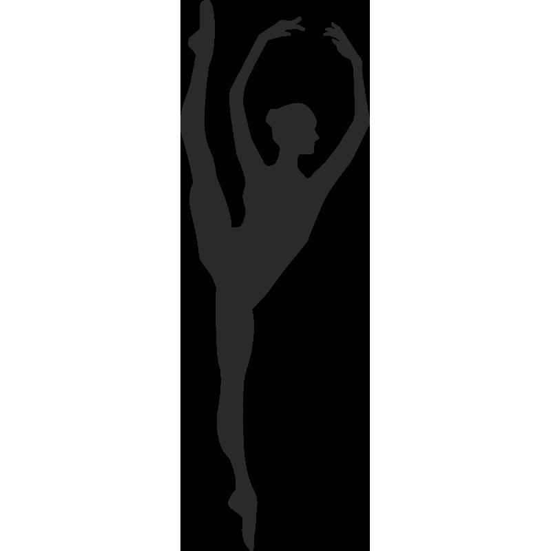 Sticker Métier Loisirs Danse 3