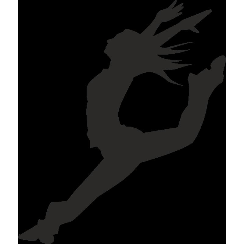 Sticker Métier Loisirs Danse 6