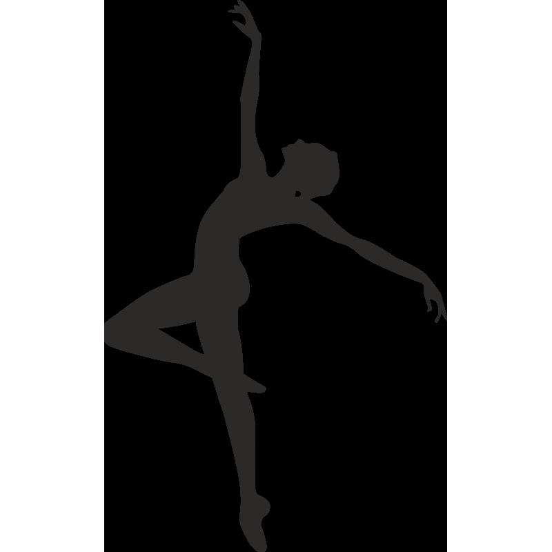 Sticker Métier Loisirs Danse 7
