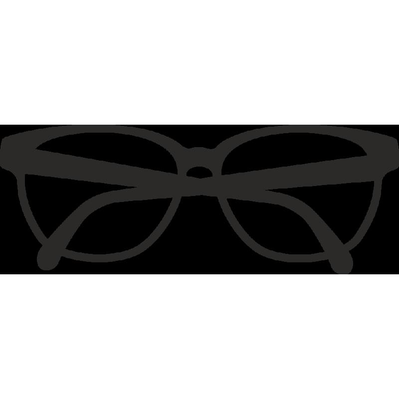 Sticker Métier Opticien 1