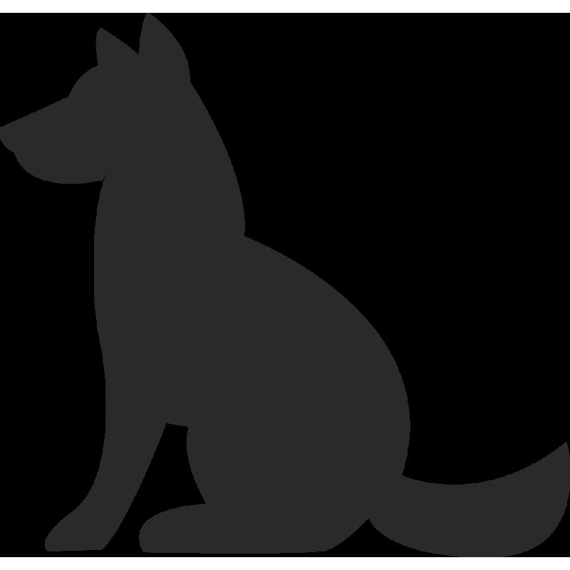 Sticker Métier Santé Vétérinaire 2