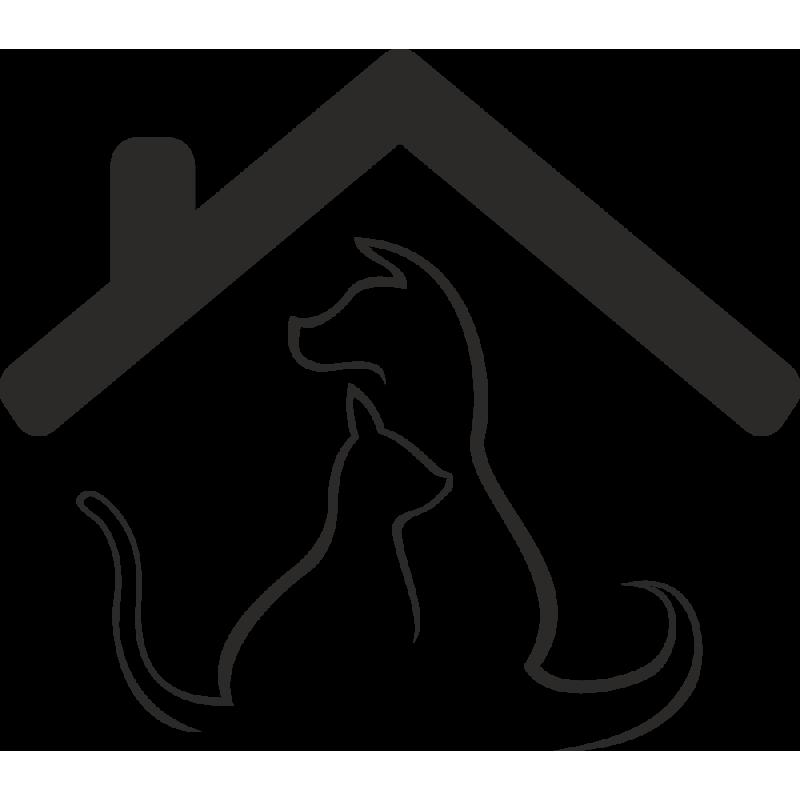 Sticker Métier Santé Vétérinaire 3