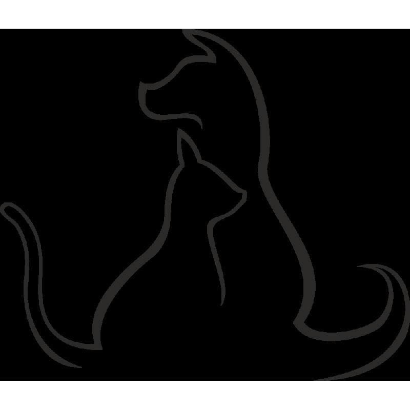 Sticker Métier Santé Vétérinaire 5