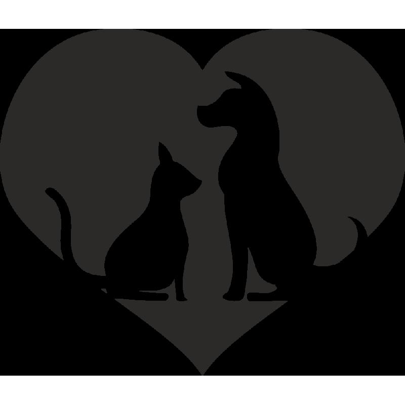 Sticker Métier Santé Vétérinaire 6