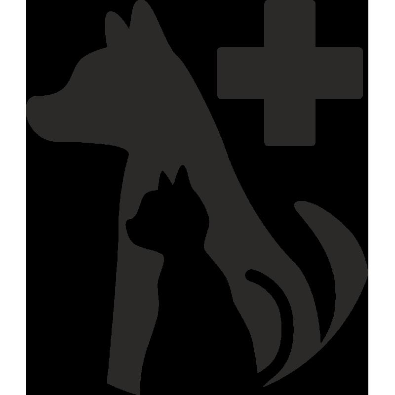 Sticker Métier Santé Vétérinaire 8