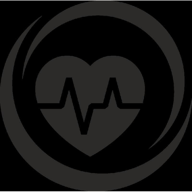 Sticker Métier Santé Médecine 5