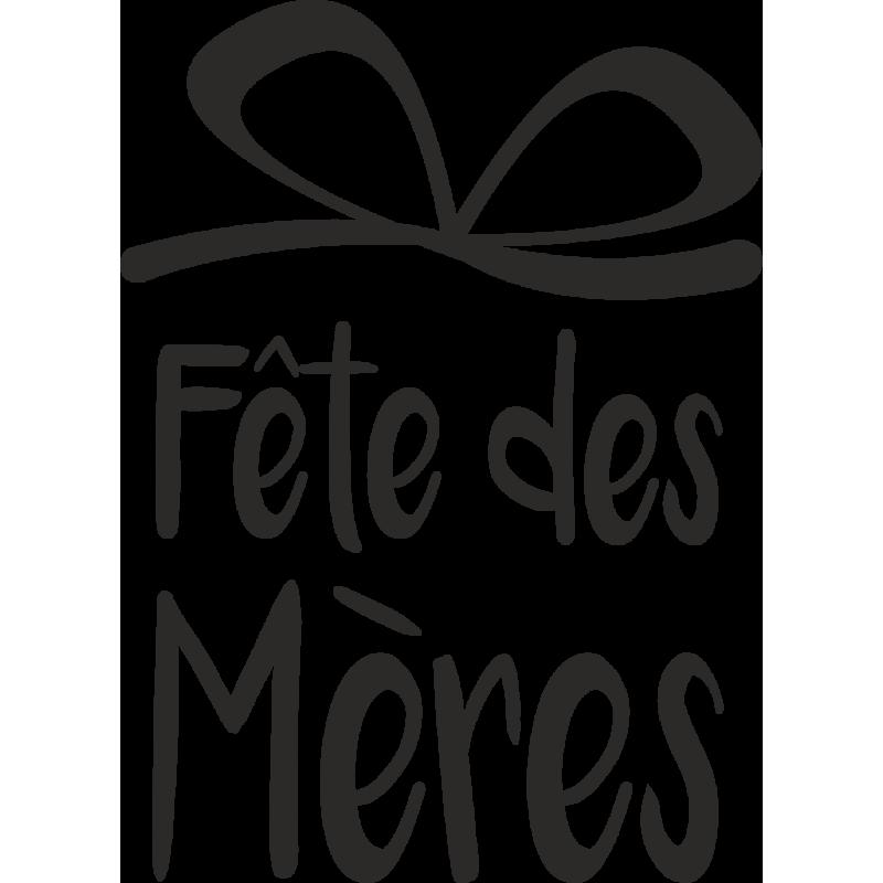 Sticker Fêtes Des Mères 2