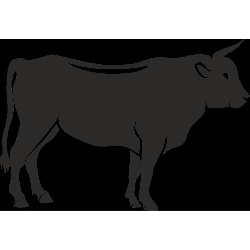 Sticker Ferme Vache 4