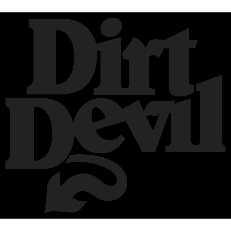 Sticker Dirt Devil