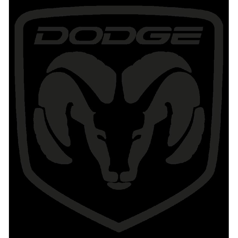 Sticker Dodge