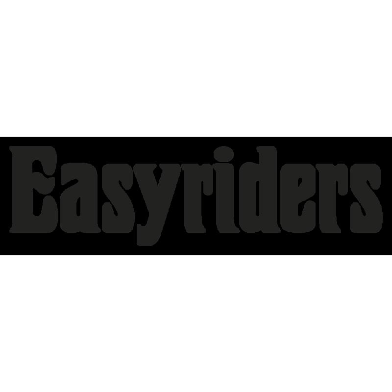 Sticker Easy Rider