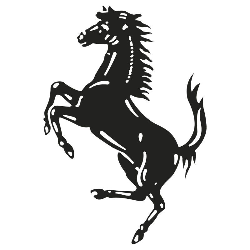 Sticker Ferrari
