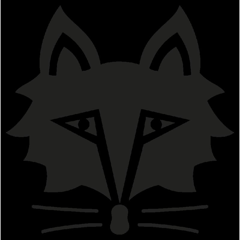Sticker Fox