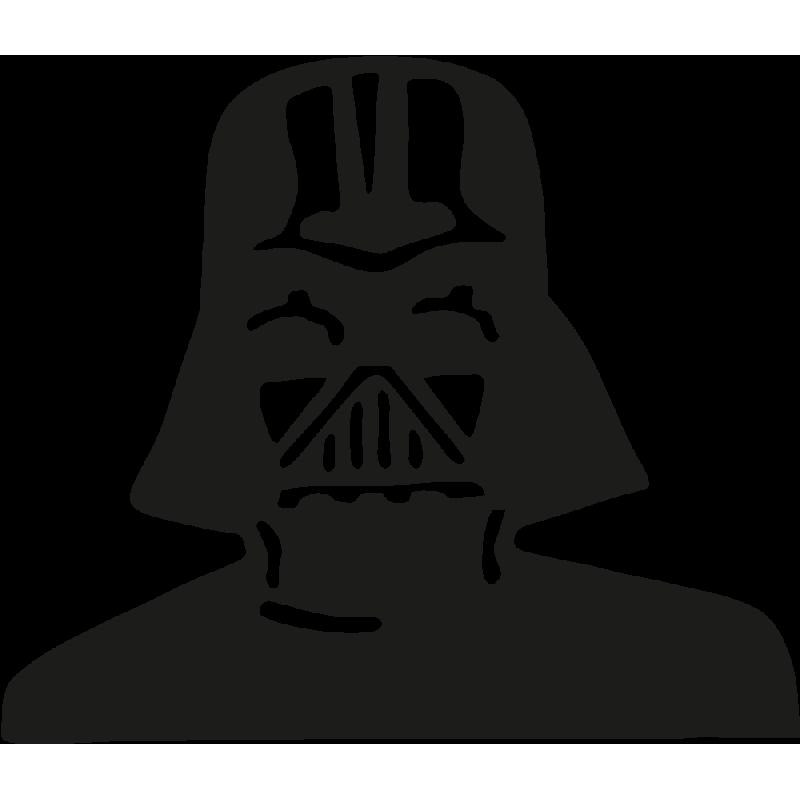 Sticker Dark Vador
