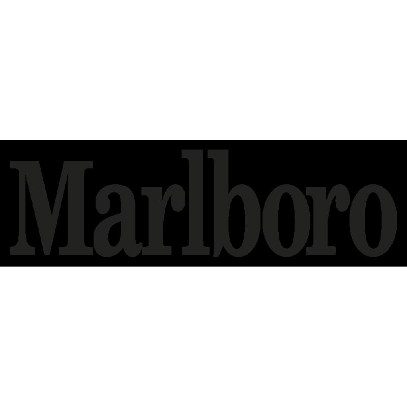 Sticker Marlboro