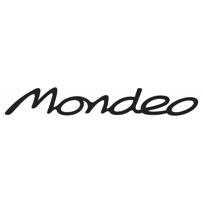 Sticker Mondeo Ford