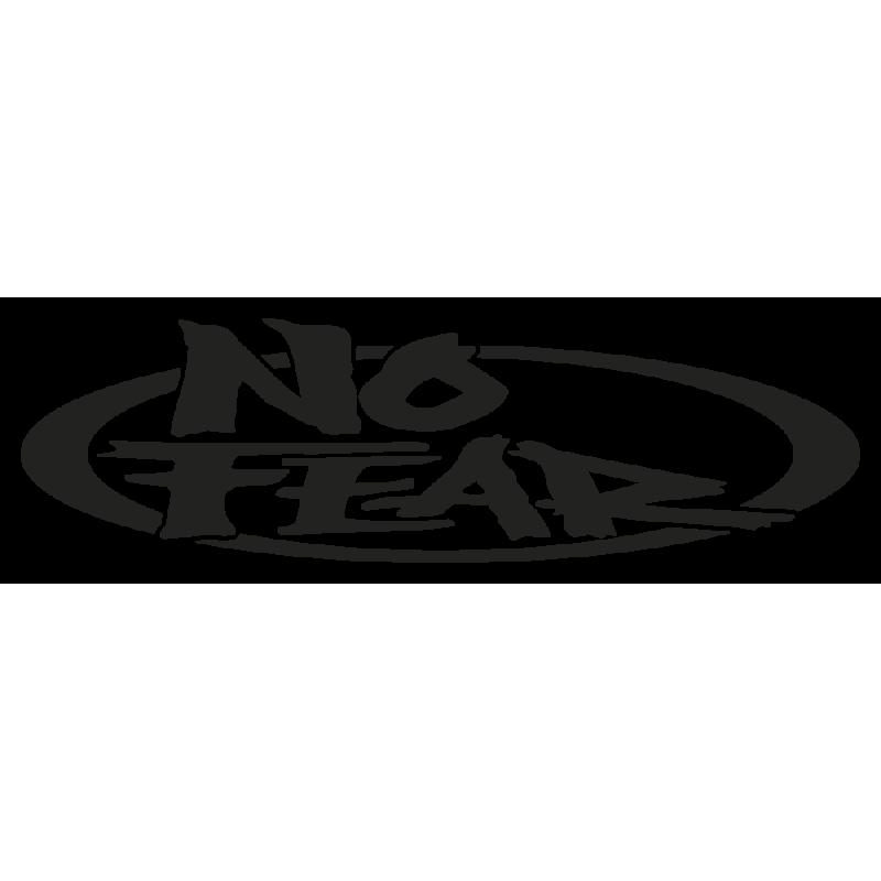 Sticker No Fear