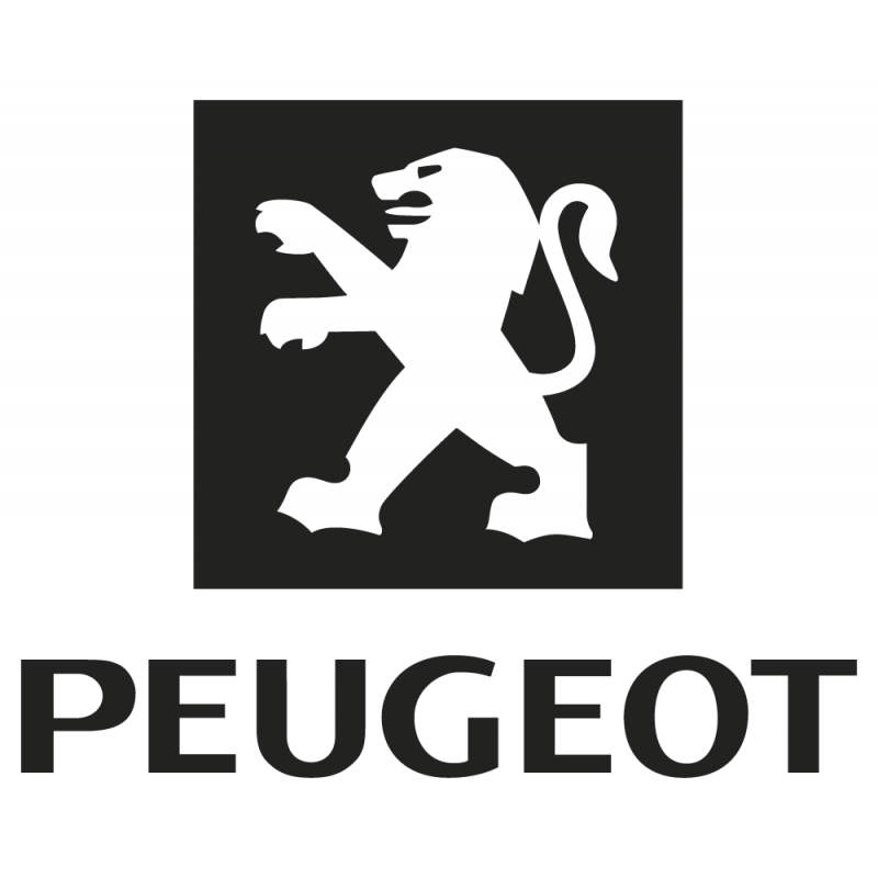 Sticker Peugeot