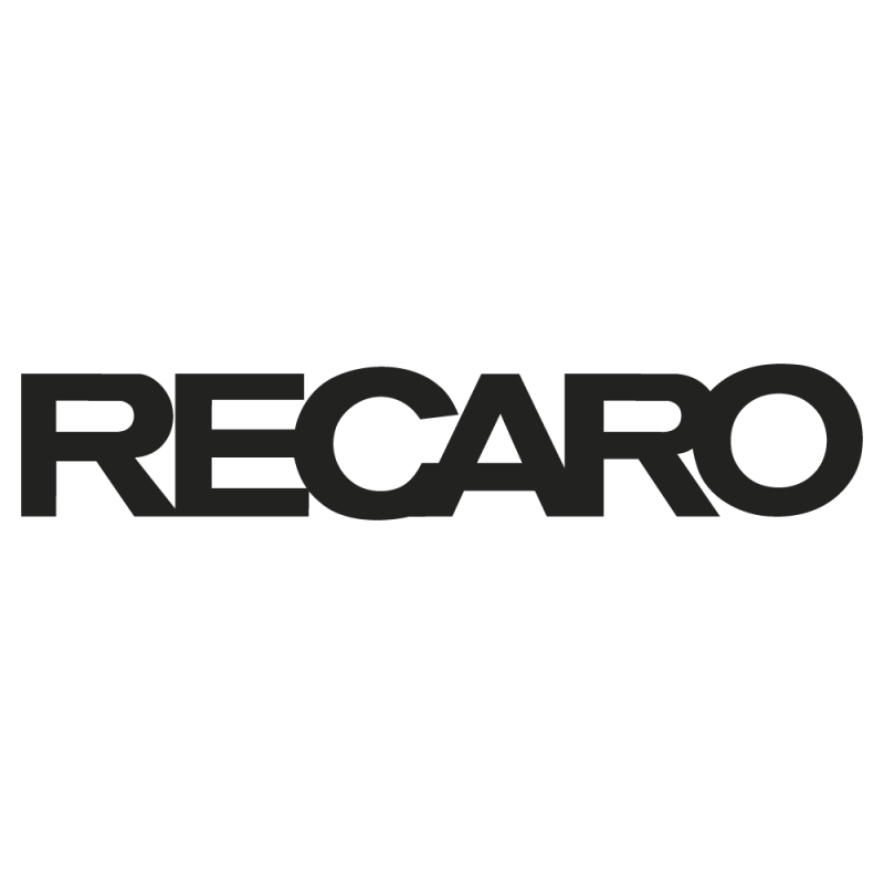 Sticker Recaro