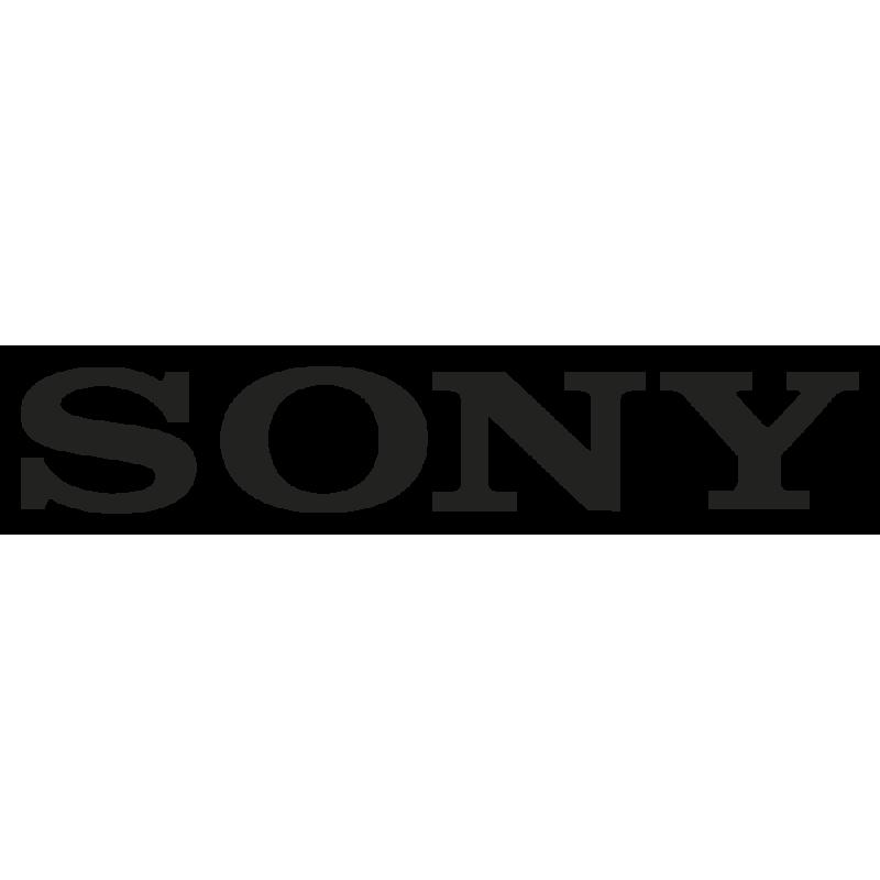 Sticker Sony