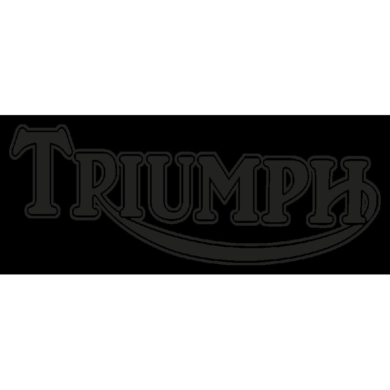 Sticker Logo 1 Triumph