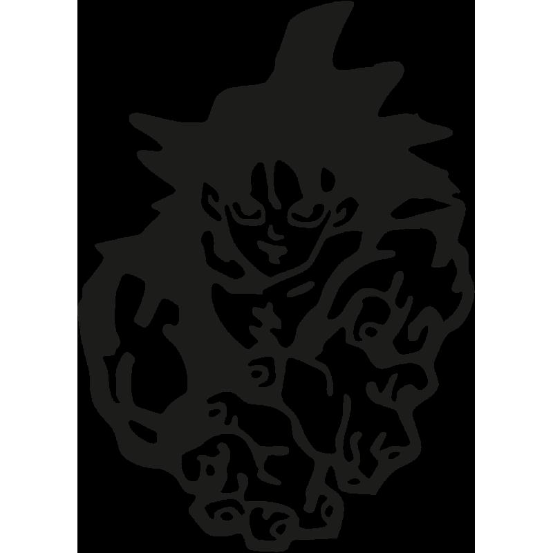 Sticker Dragon Ball Z