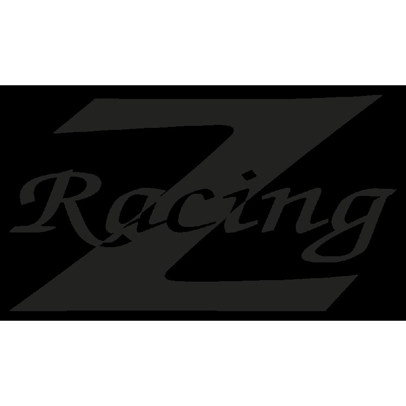 Sticker Z Racing
