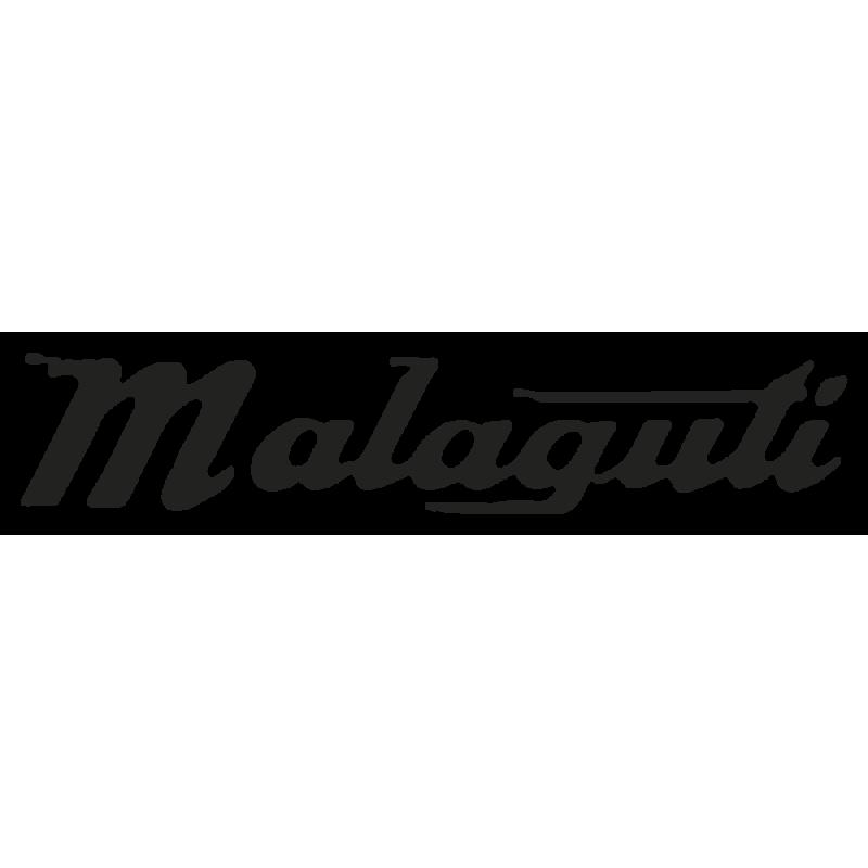 Sticker Malagutti