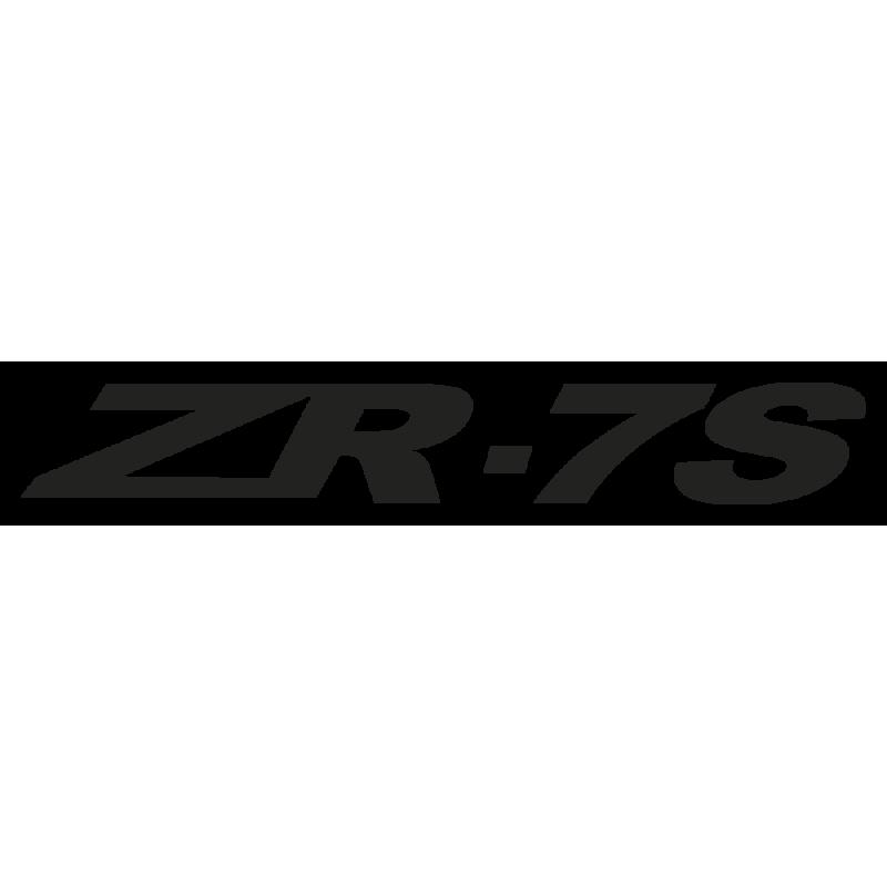Sticker Kawasaki Zr-7s
