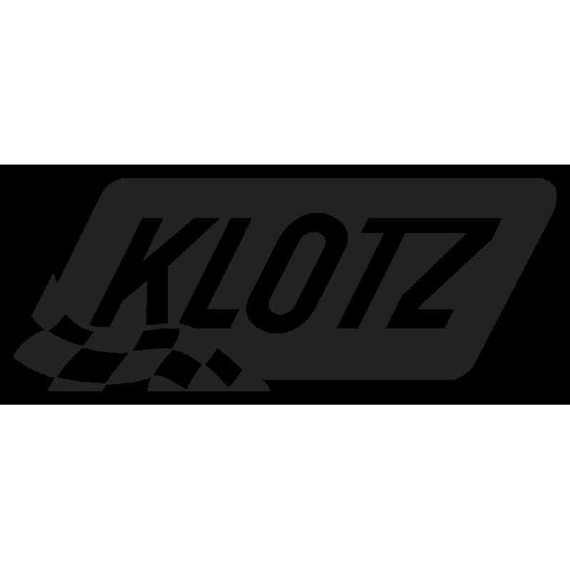 Sticker Klotz