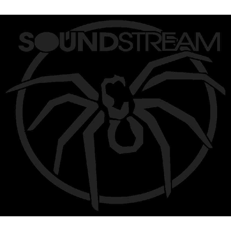 Sticker Soundstream