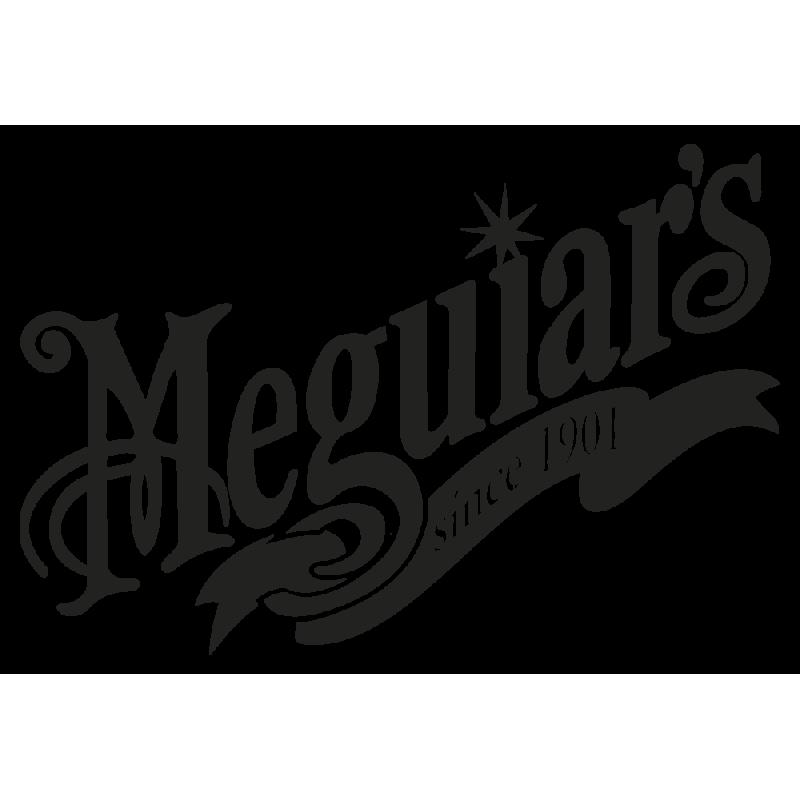 Sticker Meguiar's