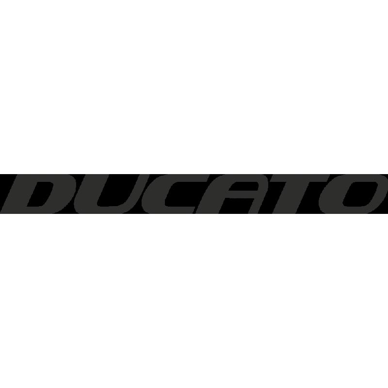 Sticker Fiat Ducato