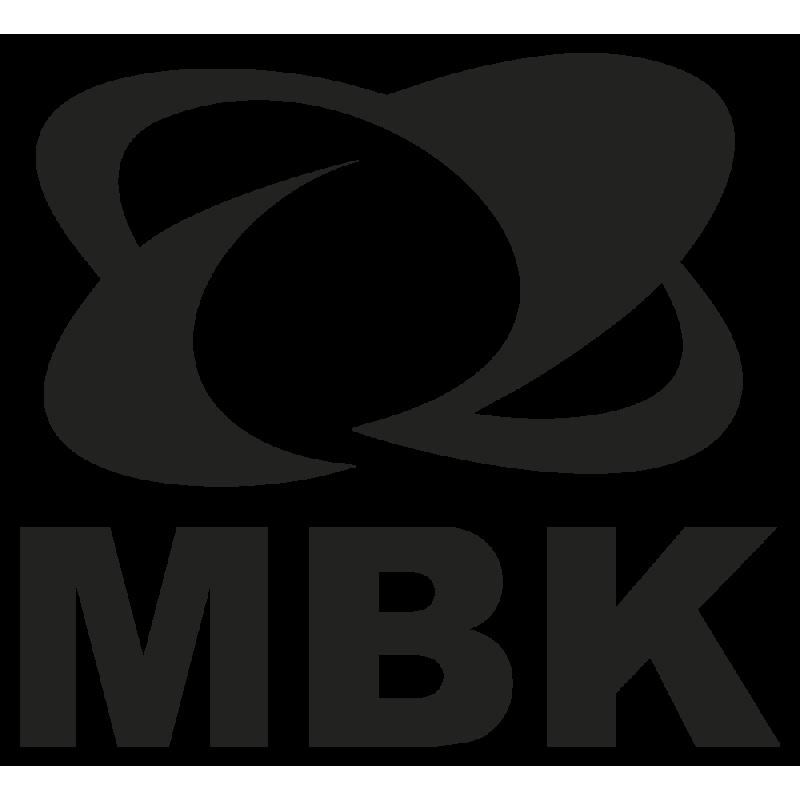 Sticker Mbk