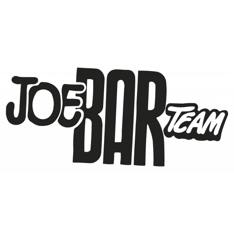 Sticker Joe Bar Team
